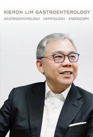 Kieron Lim Gastroenterology